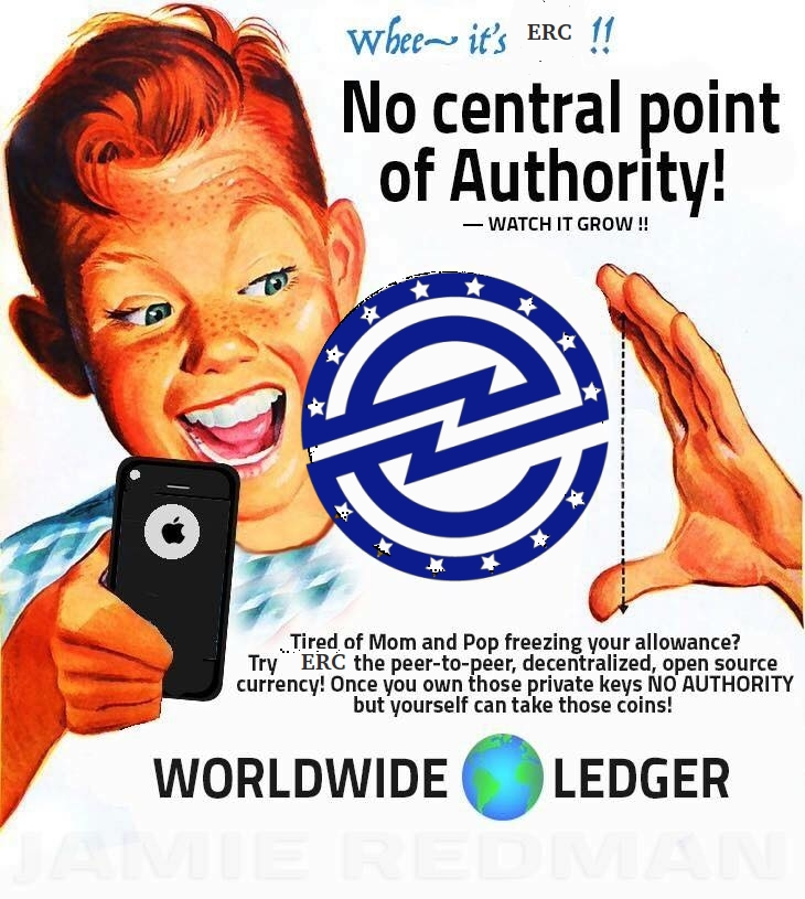 Europecoin Grassroots Lobbying Currency